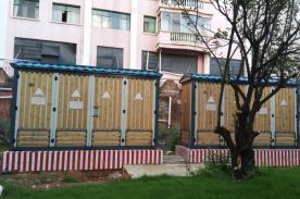 中天城A1地块回迁安置房供配电工程